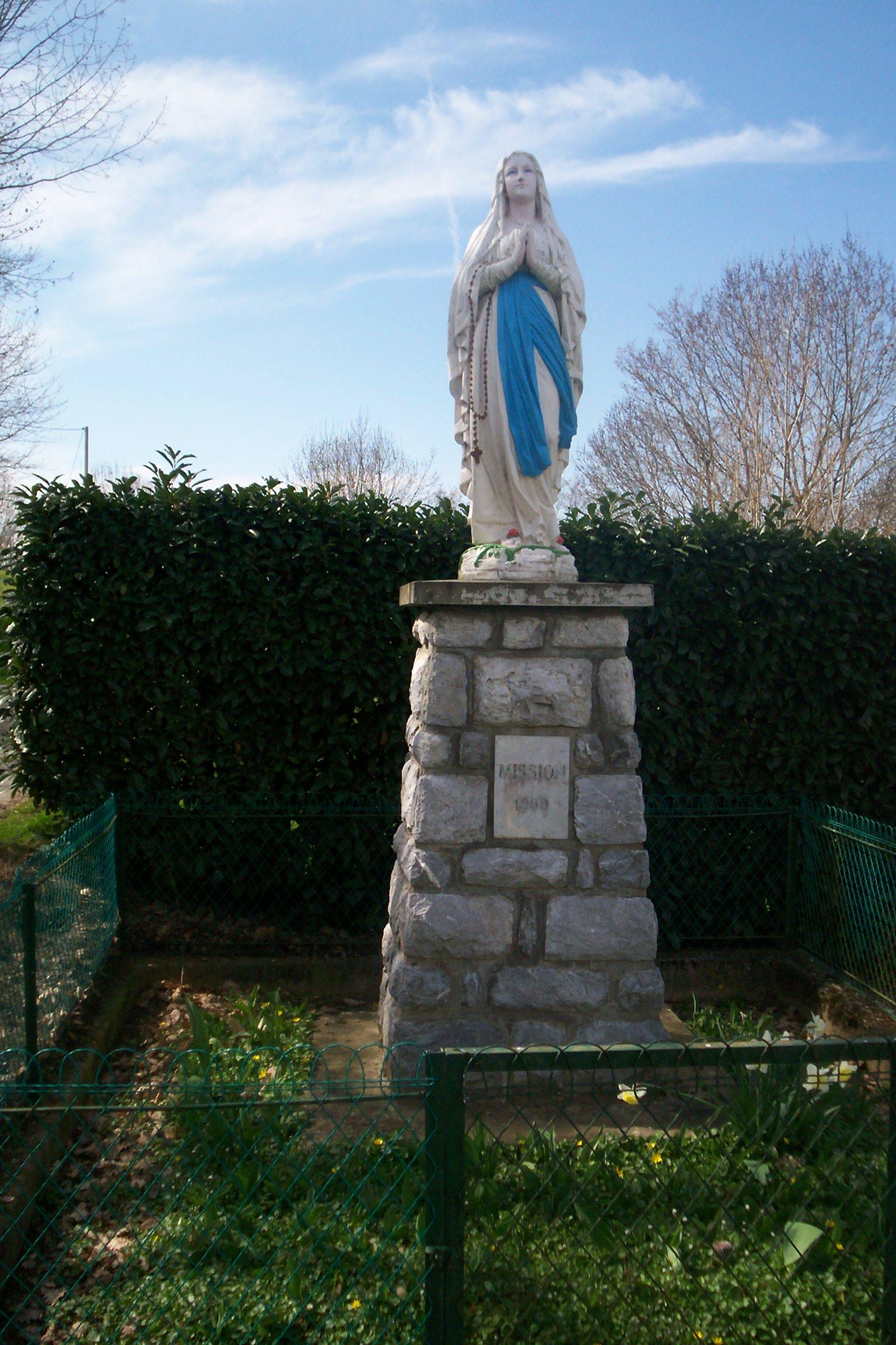 Antin - Vierge