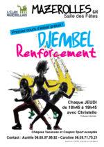 DJEMBEL – Renforcement musculaire
